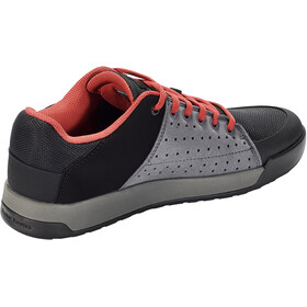 Ride Concepts Livewire Shoes Youth charcoal/red